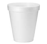 8 oz. Dart Foam Cup
