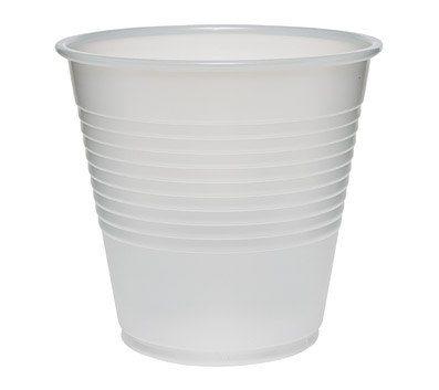 3 oz. Dart Plastic Drinking Cup - Dovs by the Case | Dovs by the Case