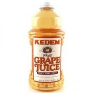 Kedem White Grape Juice 8/64oz case