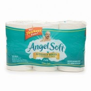 Angel Soft Double Roll 10/6 Pack