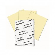 8.5×11 67lbs. Canary Cardstock Paper – 2000 Sheets/case