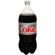 Diet Coke 8/2Liter Bottles