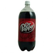 Dr Pepper 8/2Liter Bottles