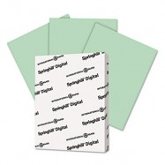 8.5×11 67lbs. Green Cardstock Paper – 2000 Sheets/case