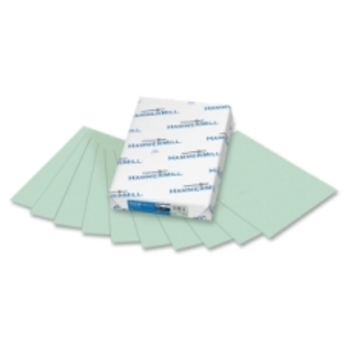 8.5×11 Green Hammermill Copy Paper – 5000 Sheets/case