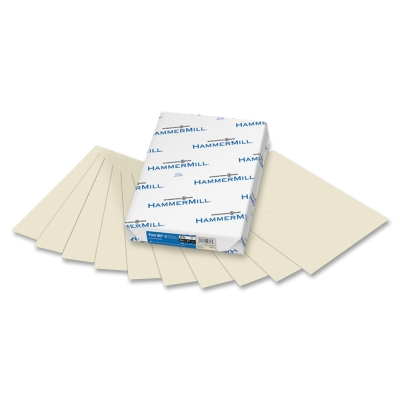 8.5×11 Ivory Hammermill Copy Paper – 5000 Sheets/case