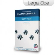 8.5×14 White Hammermill Legal Size Copy Paper 92 Bright – 5000 Sheets/case