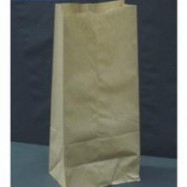 Kraft 25lb Brown Paper Bag 1000/Pack