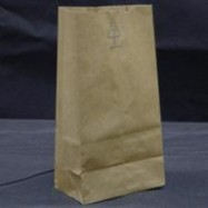 Kraft 2lb Brown Paper Bag 500/Pack