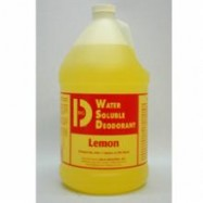 Big-D Lemon Deodorant 4/1Gallon Case