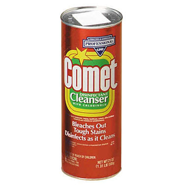Comet Powder Cleanser 24/21oz Case