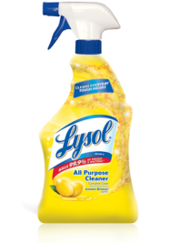 Lysol All Purpose Cleaner 9/40oz Case