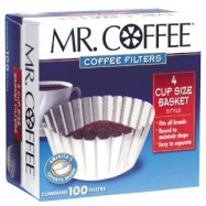 Mr. Coffee Filters 100/Box