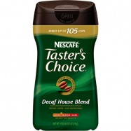 Taster's Choice Decaf Coffee Case