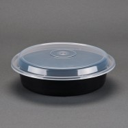 New Spring 24oz Round Container and Lid Combo