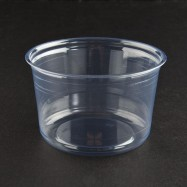 Fabri-Kal 16oz Plastic Clear Containers