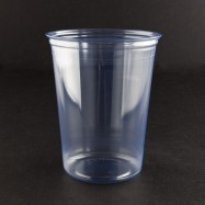 Fabri-Kal 32oz Plastic Clear Containers