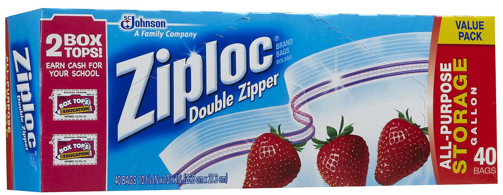 The Gallery For Gt Ziploc Bags Sizes