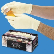 Ansell Latex Large Powder-Free Gloves 1000/Case