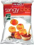 Herr's Popped Tangy BBQ Chips 60/Case