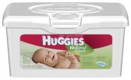 Huggies Baby Wipes 8/72ct Case