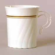 8 oz. Ivory Masterpiece Cup – 192/case