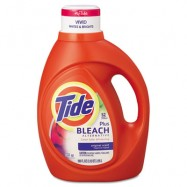 Tide Laundry Detergent 2X Concentrate with Bleach 4/100oz Case