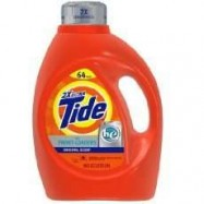 Tide HE Laundry Detergent 2X Concentrate 4/100oz Case