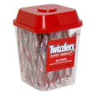 Individually Wrapped Strawberry Twizzlers 105 Count