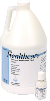 Antibacterial White Hand Soap Refil 4/1Gallon Case