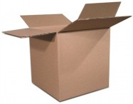 17x11x8 Corrugated Shipping Box 25/Bundle