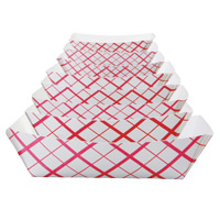 #100 French Fry Tray 1000/Case