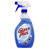 Glass Plus Glass ans Surface Cleaner 9/32oz Case