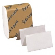 Georgia Pacific Safe TGard Interfold 4×10 White Tissue 40/200ct Case