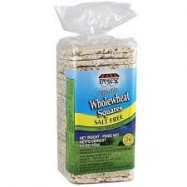Paskesz Ultra Thin Whole Wheat No Salt Rice Squares 12/5.5oz Case