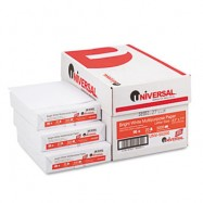 Universal 8.5×11 White 98 Bright Copy Paper 5000 Sheets/Case